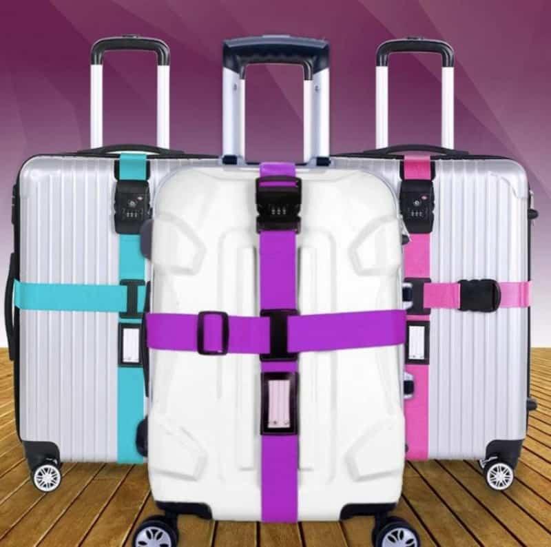 Кодовый ремень для чемоданов