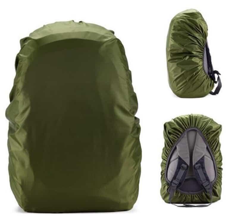 Дождевая накидка на рюкзак