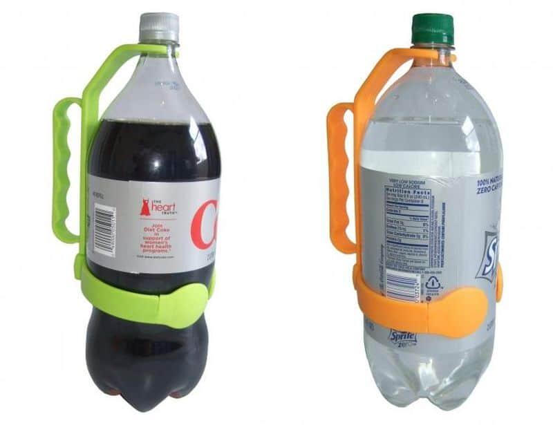 Универсальная ручка для пластиковых бутылок