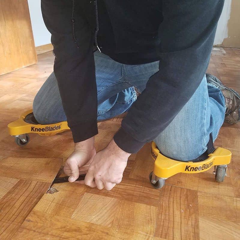 Наколенные ролики Knee Blades