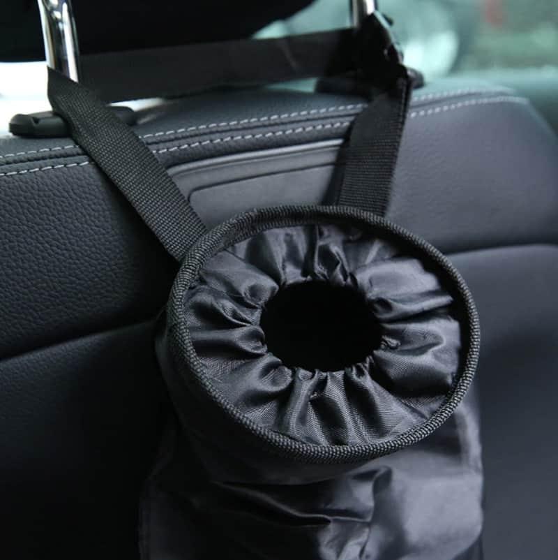 Автомобильный мешочек для мусора