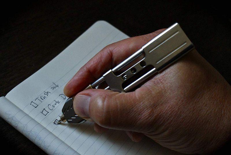 Эргономичная ECD-ручка Ko-Axis Rail