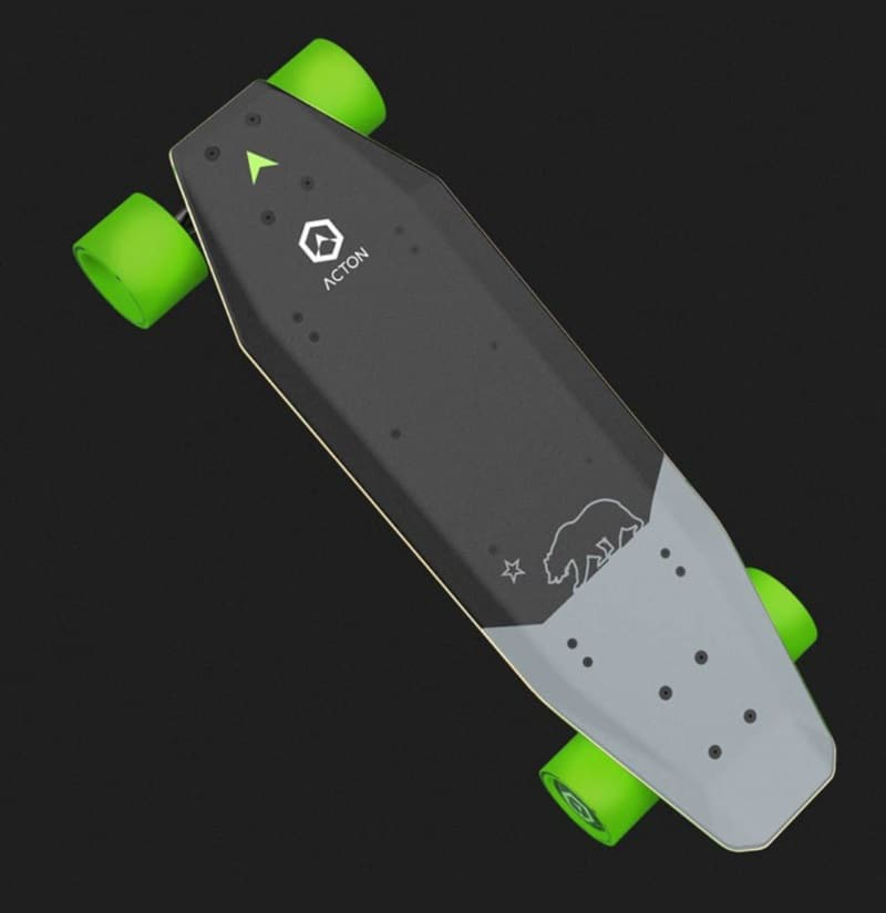 Электрический скейтборд ACTON от Xiaomi