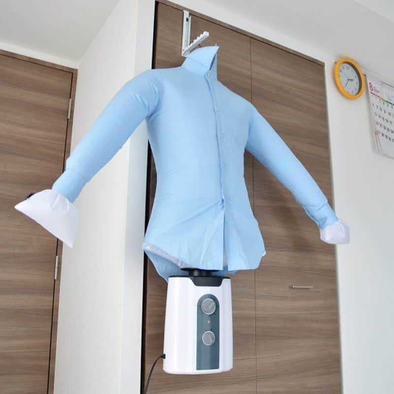 Воздуходув для сушки и разглаживания рубашек от Thanko
