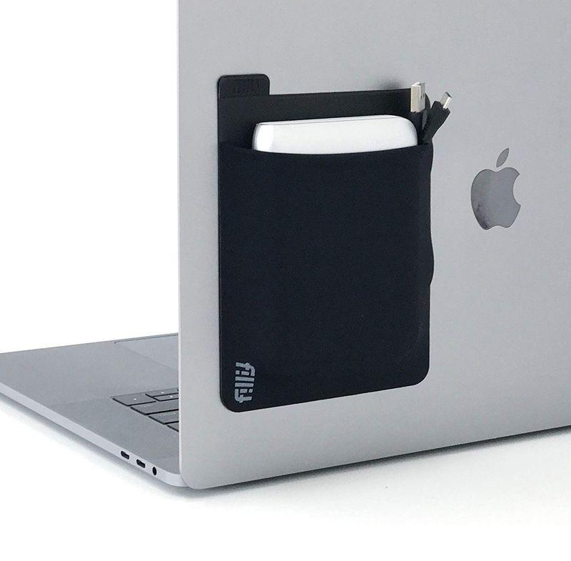 Канцелярский кармашек для ноутбуков Fillit