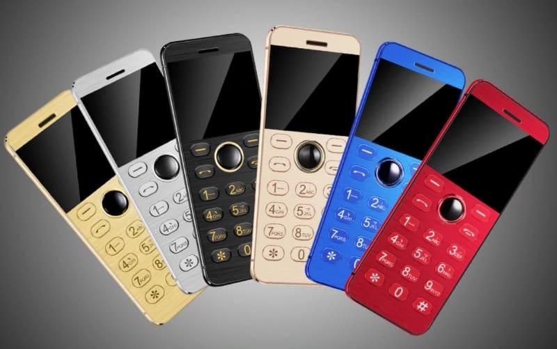 Мини-телефон Ulcool V16