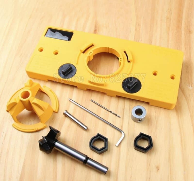 Набор для точной установки дверных петель