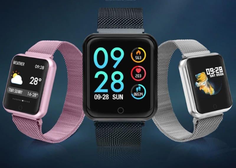 Браслет с дизайном от Apple Watch
