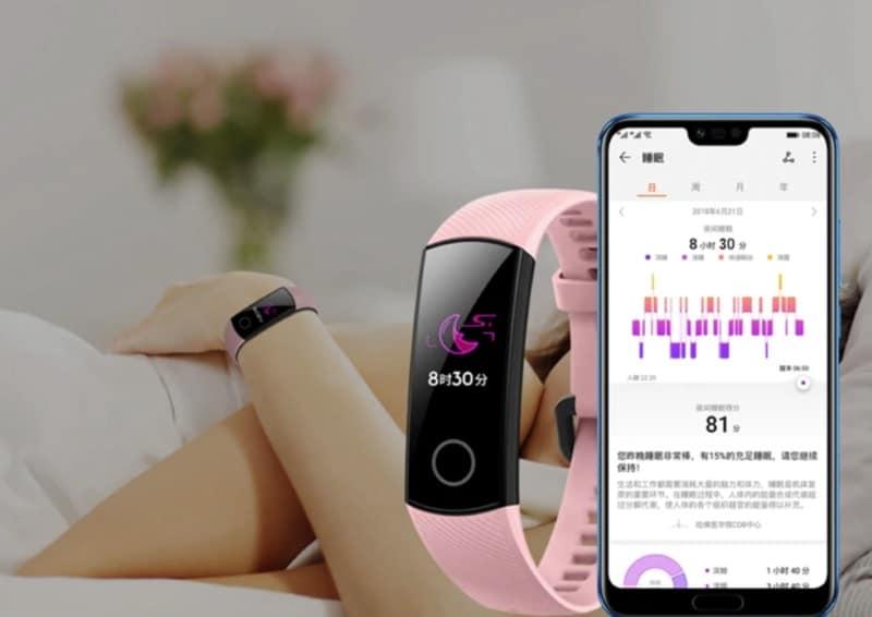 Фитнес-браслет Huawei Honor Band 4