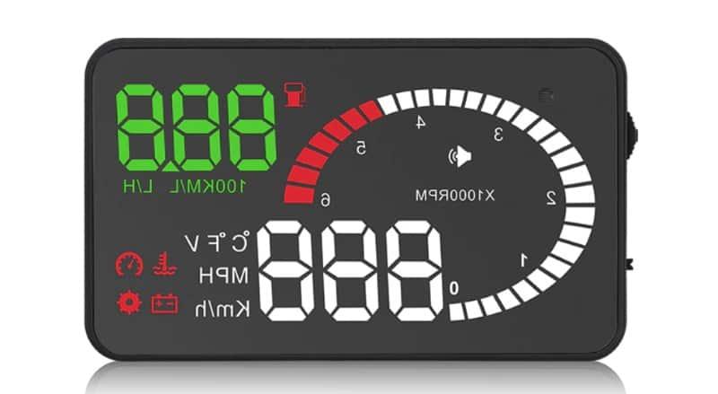 HUD-дисплейVJOYCAR X6