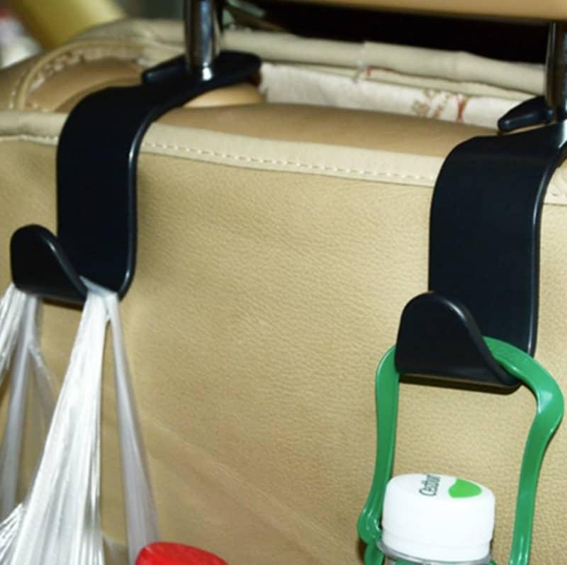 Пластиковая вешалка на спинку переднего кресла