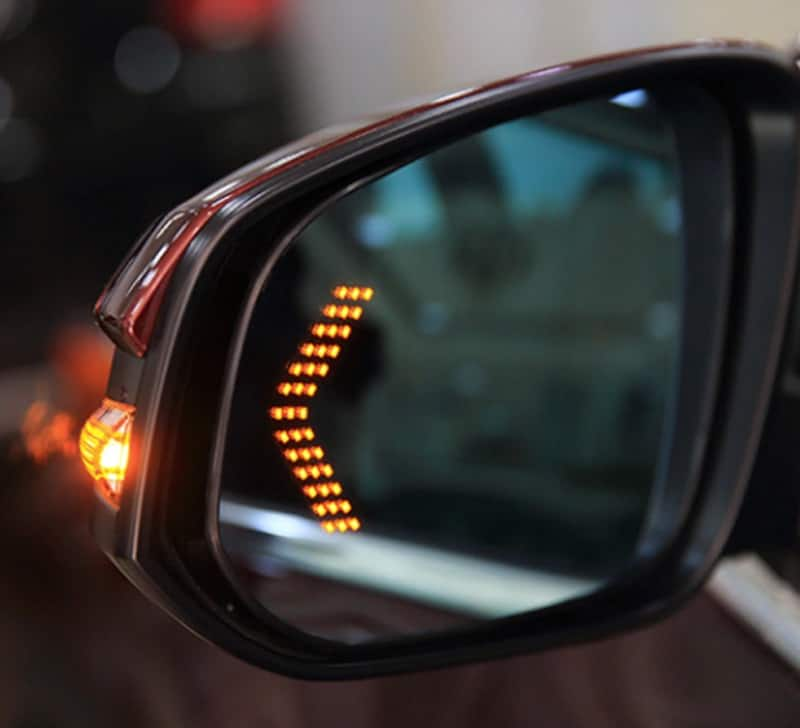 Указатель поворота для зеркал заднего вида