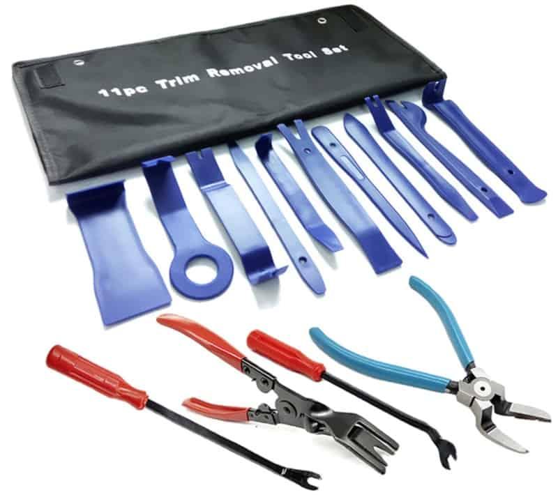 Комплект инструментов для мелкого ремонта