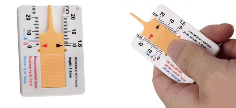 Измеритель протектора