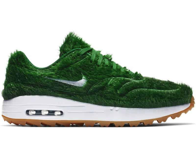 Травяные кроссовки Nike Air Max 1