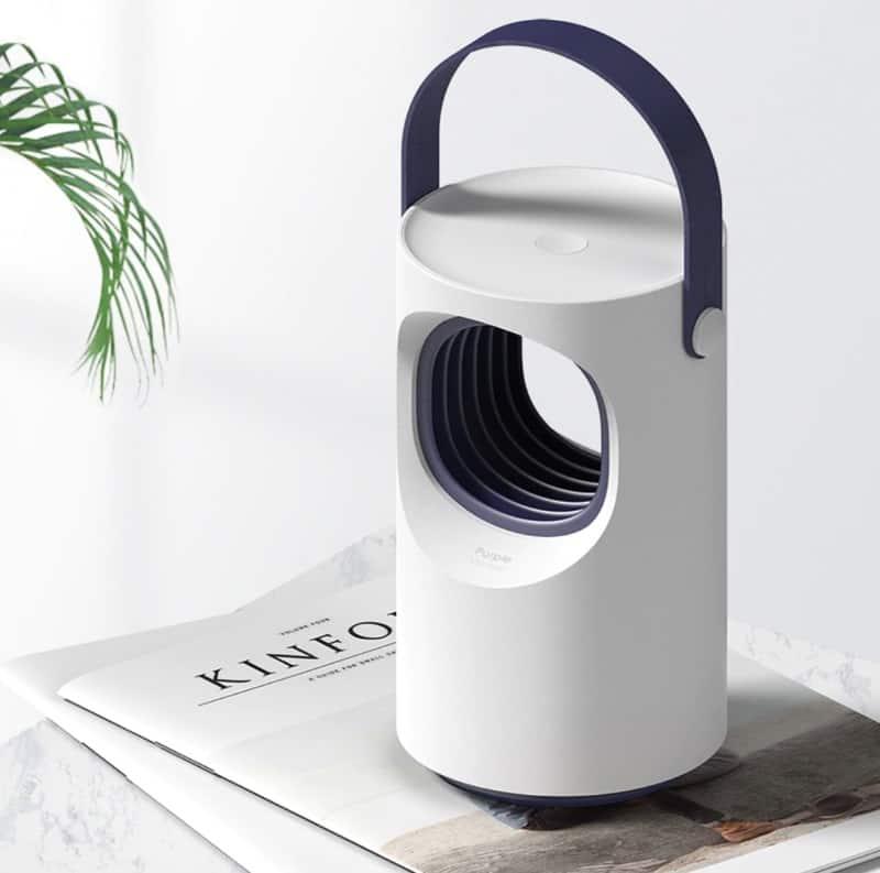 УФ-ловушка для комаров от Baseus