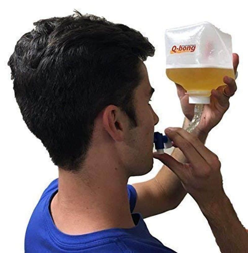 Резервуар для подачи пива Q-bong