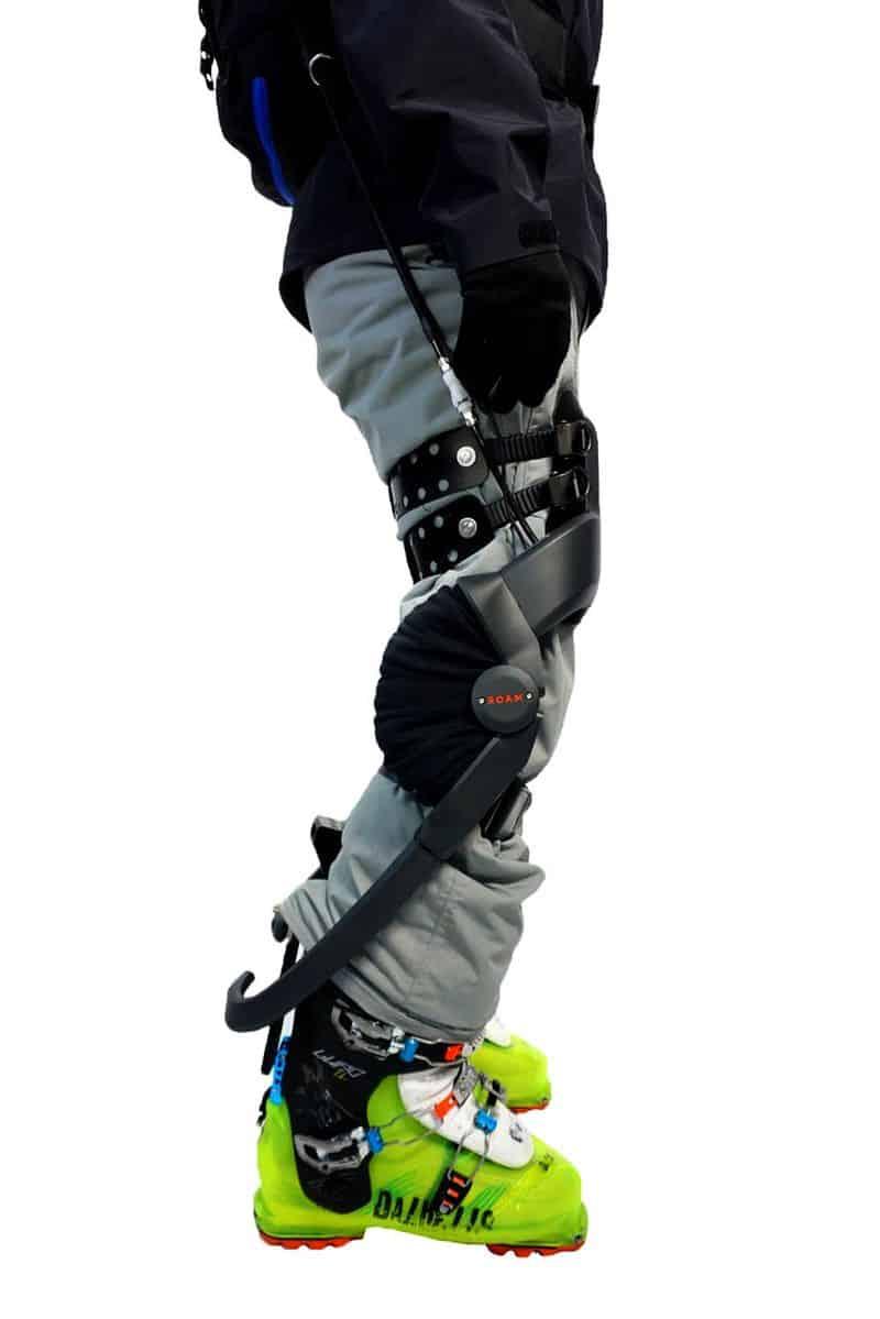 Экзоскелет для горнолыжников Roam