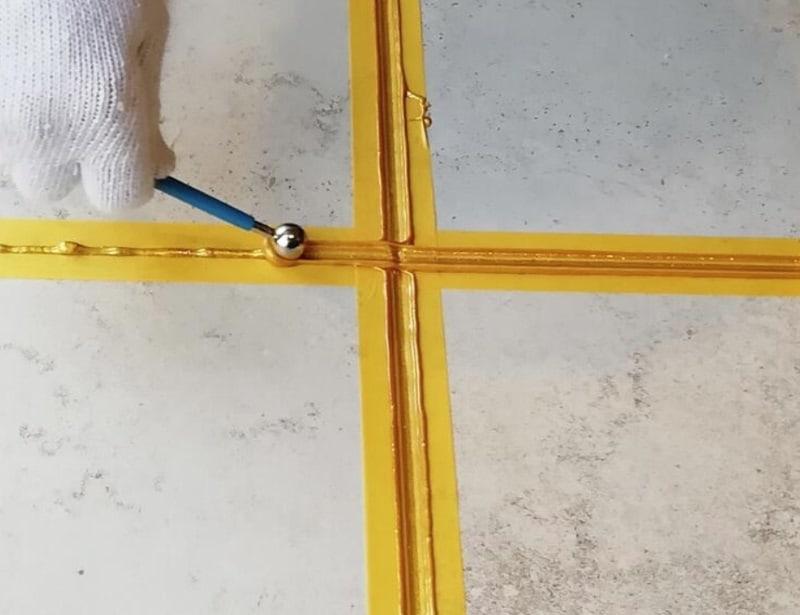 Набор палочек для аккуратной затирки плиточных швов