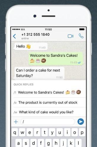 WhatsApp Business - бизнес-версия популярного мессенджера