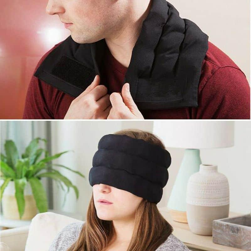 Повязка для снятия головной боли