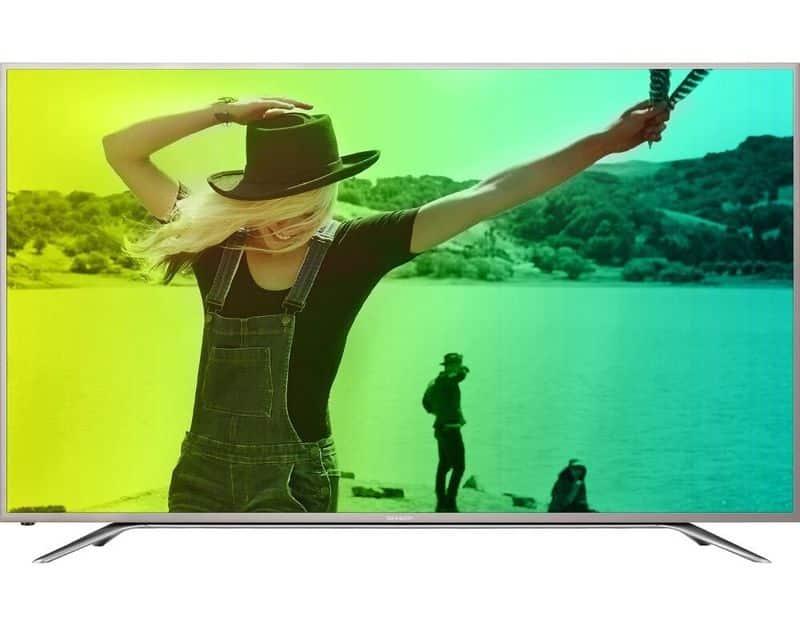 Телевизор с отличным звуком Sharp LC-50N7000U