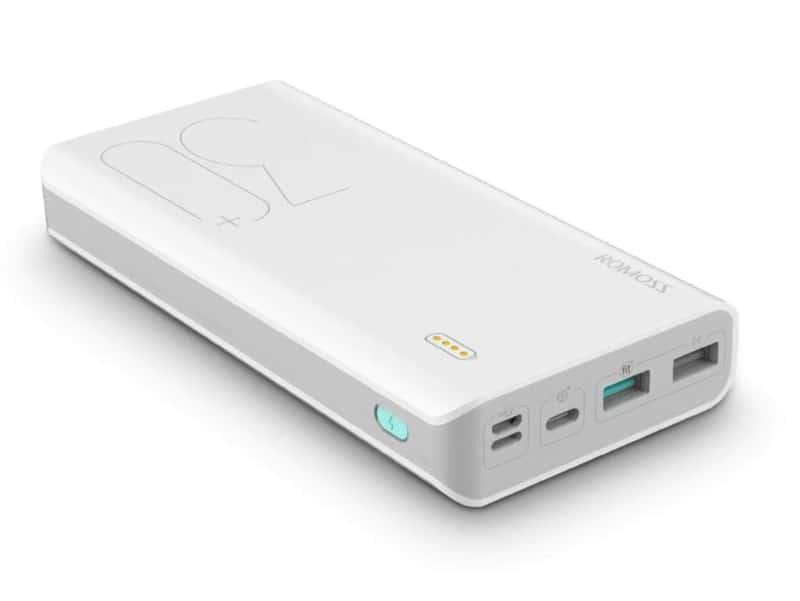 Мощный аккумулятор ROMOSS Sense 8+