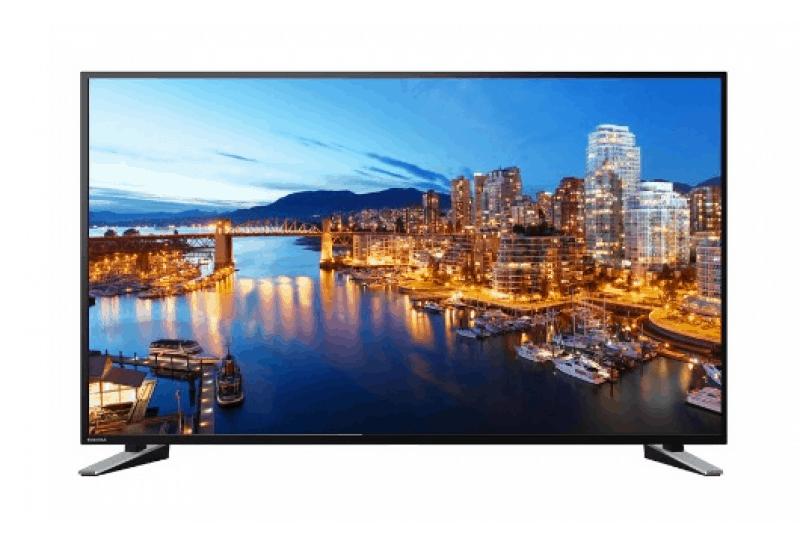 Бюджетный 4K-телевизор Toshiba 49U5855EC