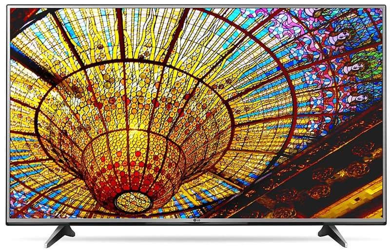 LG ELECTRONICS 55UH6150 - телевизор с поддержкой 4K и 120 Гц