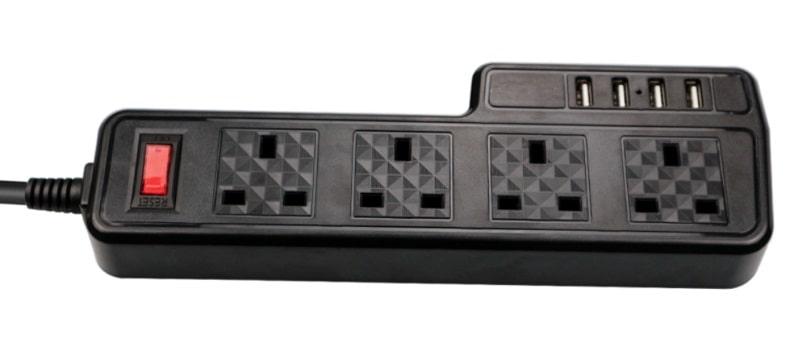 Сетевой фильтр с блоком USB-портов