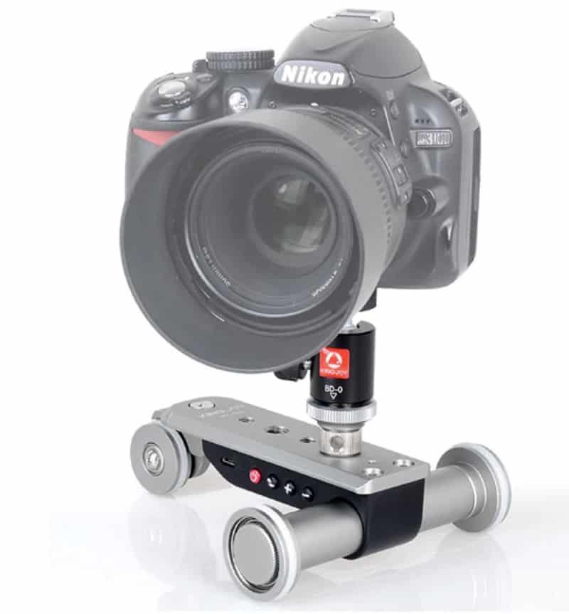 Моторизированная тележка для фотокамер Kingjoy PPL-06S