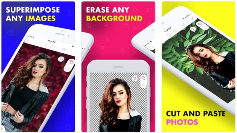 Background Eraser - приложение для удаления фона с фотографии