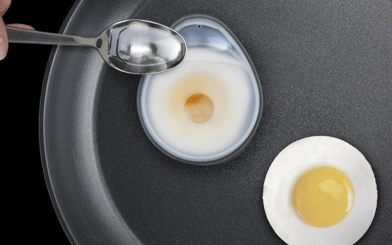 Силиконовые формочки для жарки яиц от Joseph Joseph