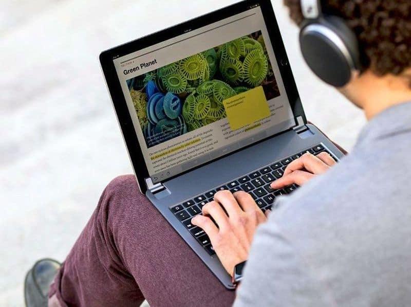 Клавиатурная подставка Brydge для iPad