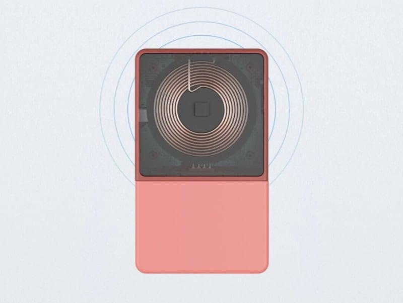 Модульный повербанк с функцией беспроводной зарядки