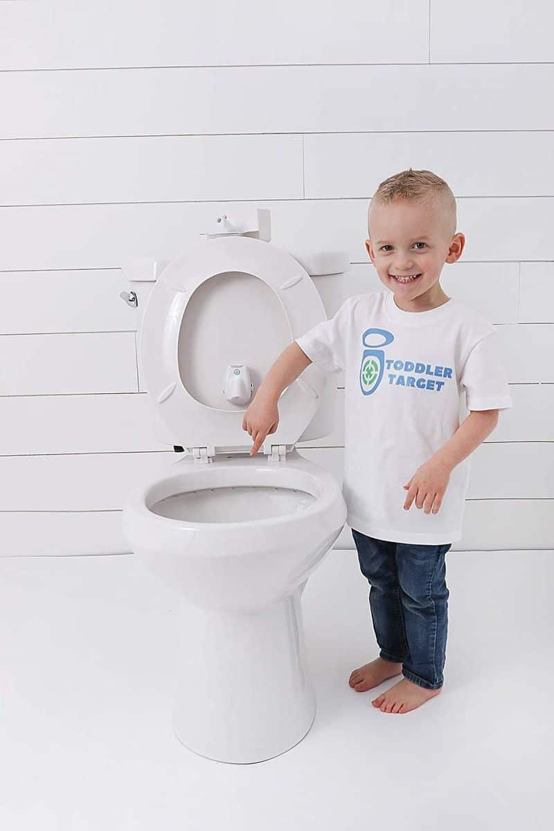 Детский указатель для унитаза Toddler Target