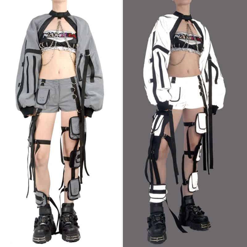 Женские карго-брюки Namilia