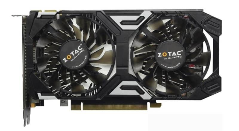 Видеокарта ZOTAC GeForce GTX 950