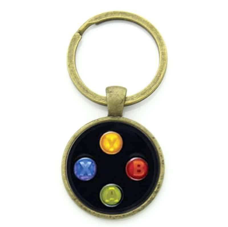 Брелок-фиджет для любителей видеоигр