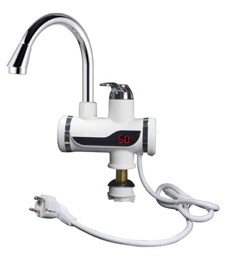 Смеситель со встроенным водонагревателем Kbaybo