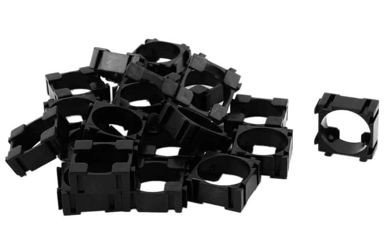 Модульная подставка для ячеек 18650