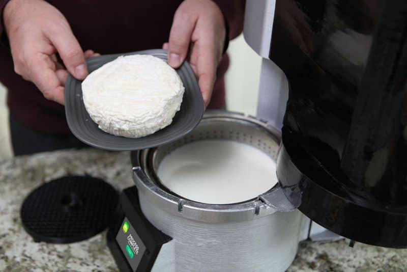 Умная домашняя сыроварка Fromaggio