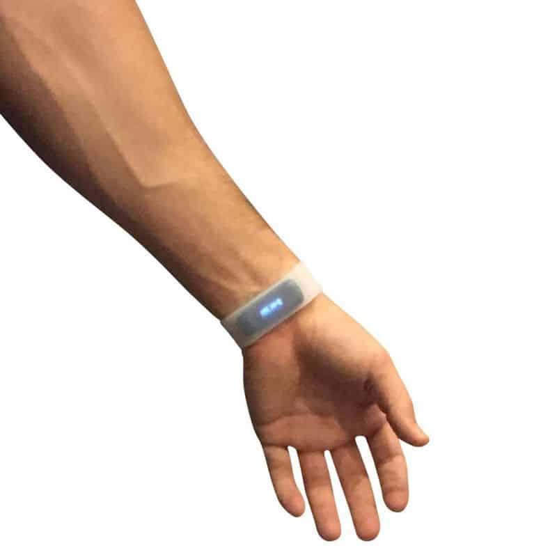 Спортивный браслет для хранения ключей PocketBands