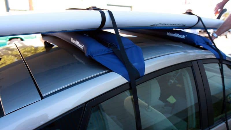Надувное крепление на крышу авто HandiRack