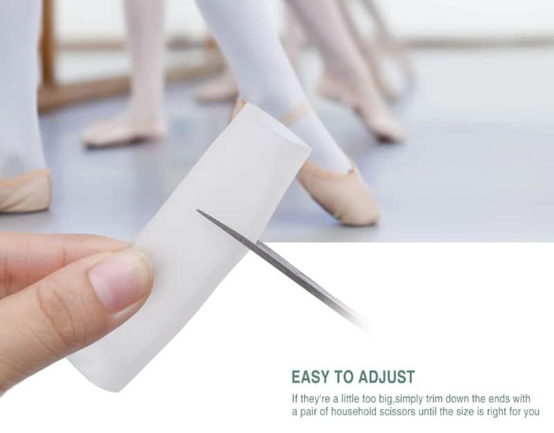 Эластичные трубки для защиты пальцев