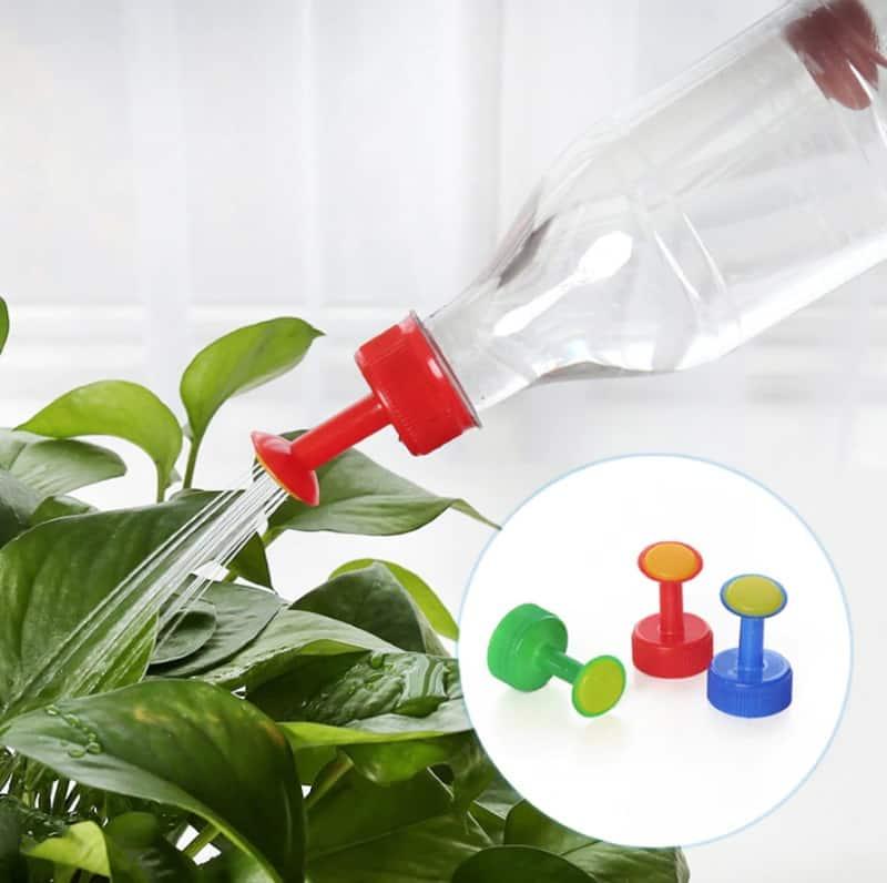 Насадка для полива из бутылки
