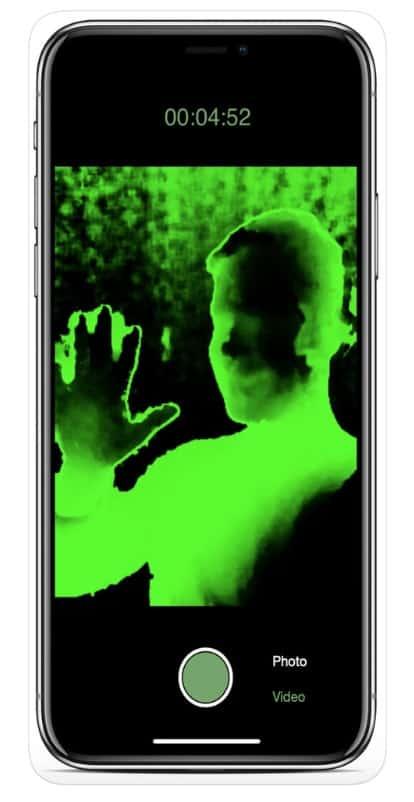 Night-Vision - приложение для ночного видения
