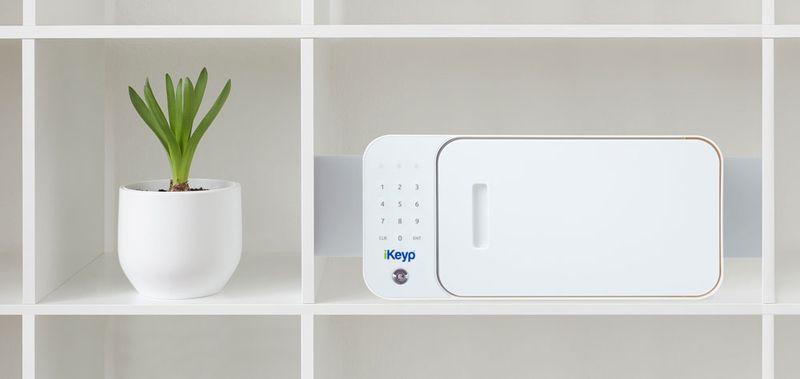 Персональный сейф с поддержкой Wi-Fi