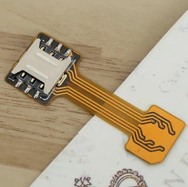 Выносной адаптер для установки SIM-карты