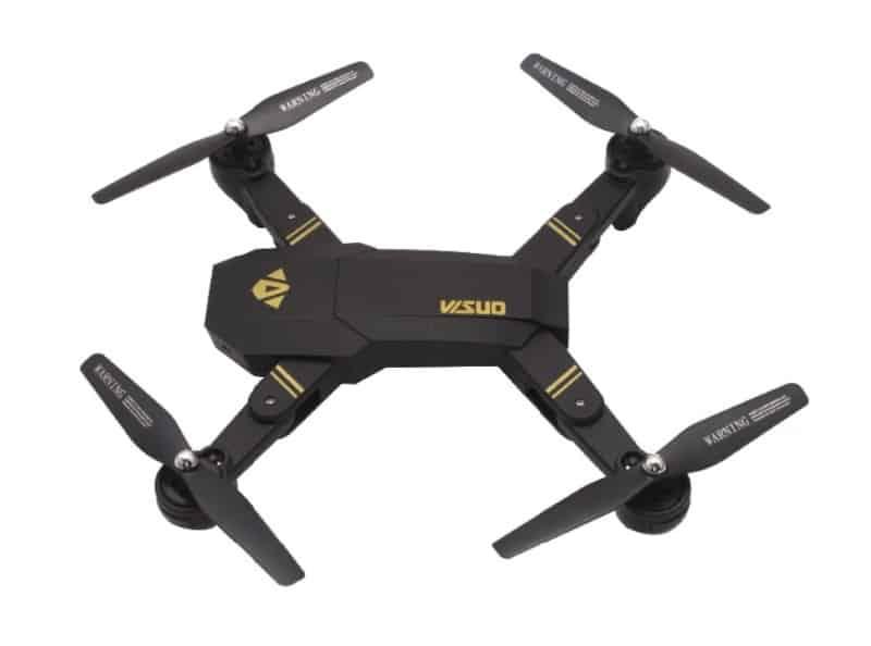 Квадрокоптер XS809W
